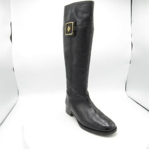 Tory Burch Julian 31128371 Size 8 Riding Boots